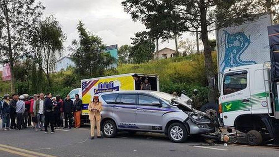 Lâm Đồng: Thiếu tá quân đội tông xe chết người vì say rượu?