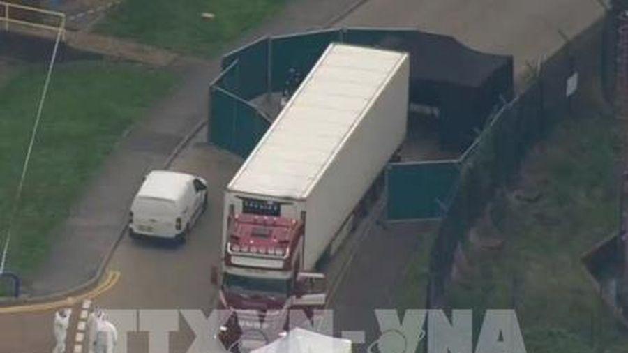 Vụ 39 thi thể trong xe tải: Cảnh sát cáo buộc thêm một đối tượng tội buôn người