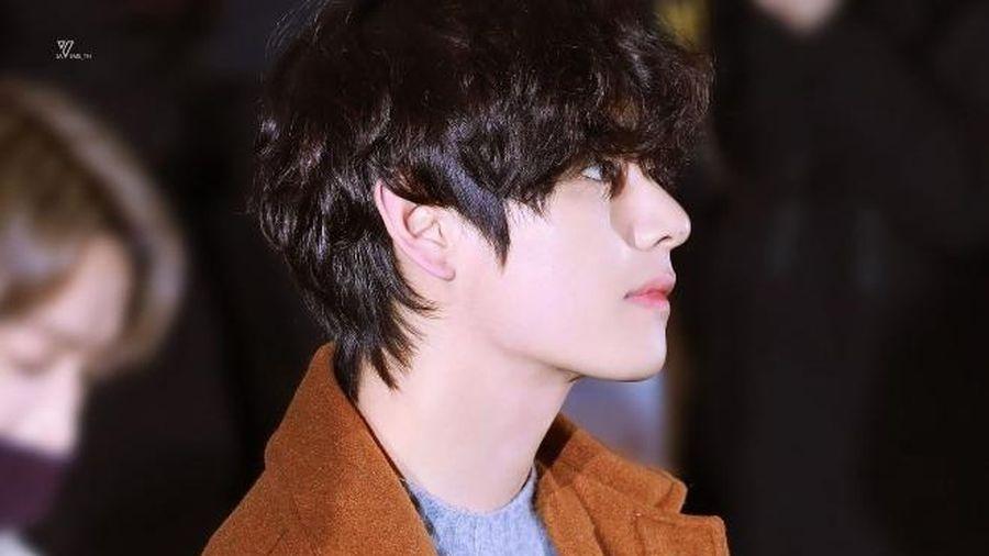 Fan Kpop khẳng định: 'Mái tóc của những năm 90' từ V (BTS) thách thức mọi góc nhìn!