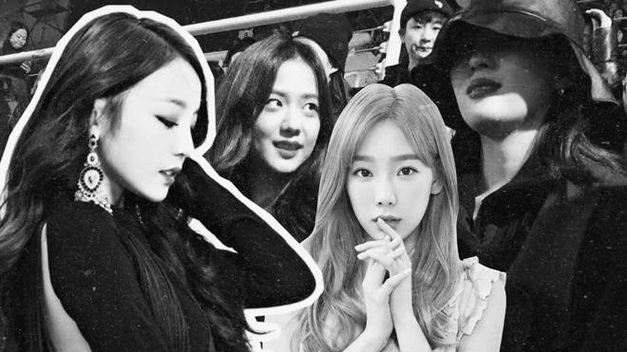Taeyeon, Sunmi và Jisoo đồng loạt bỏ về giữa concert Red Velvet sau khi nghe tin dữ về Goo Hara