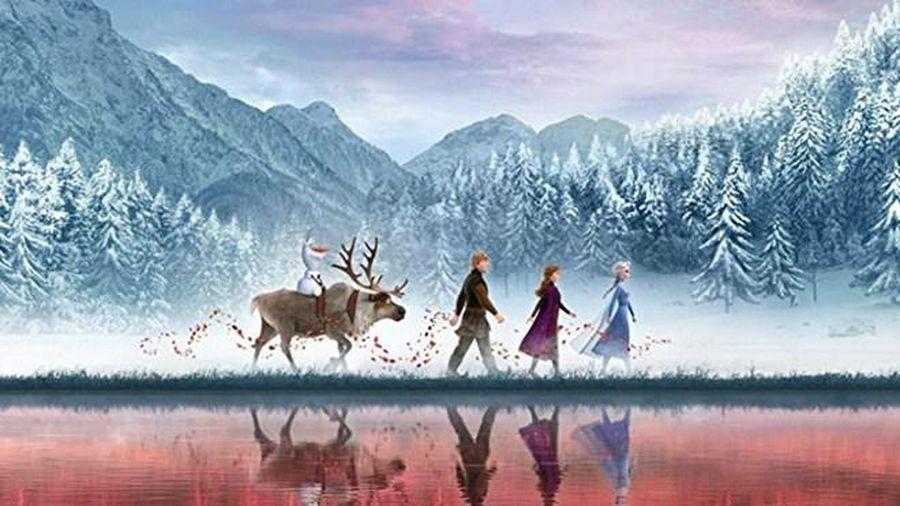 'Frozen 2' dẫn đầu phòng vé Hàn Quốc tuần đầu tiên ra mắt với doanh thu áp đảo chiếm gần 90%