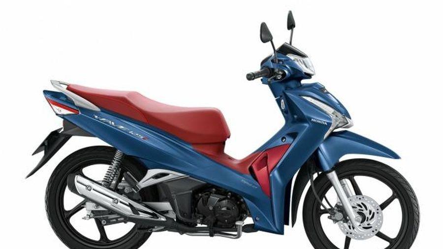 Honda Wave 125i 2020 trình làng với màu sắc siêu đẹp, giá từ 41 triệu đồng