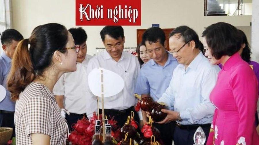 Hưng Yên: Hỗ trợ chị em mở cửa hàng nông sản thực phẩm an toàn