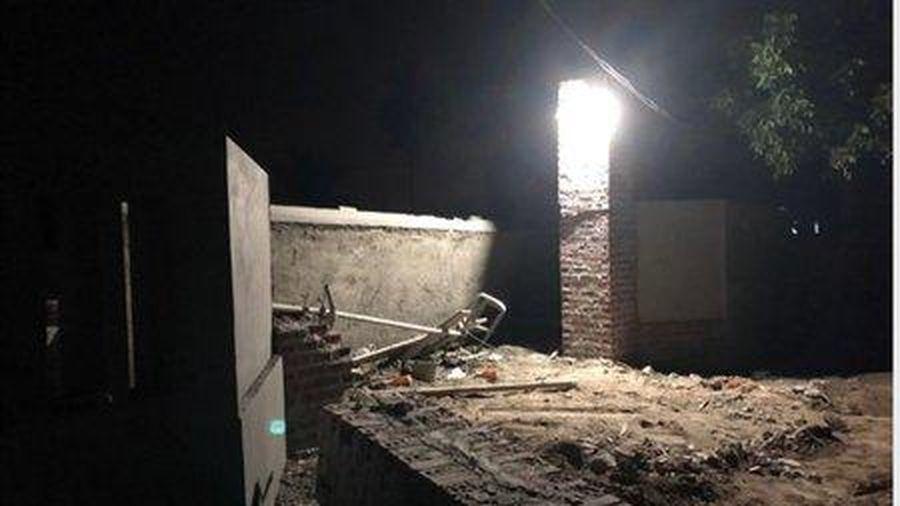 Quảng Ninh: Hai công nhân tử vong khi đang xây nhà