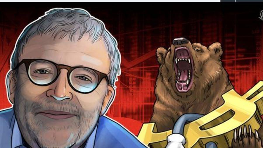 Giá tiền ảo hôm nay (24/11): Peter Brandt nói Bitcoin sẽ về 5.500 USD năm 2020