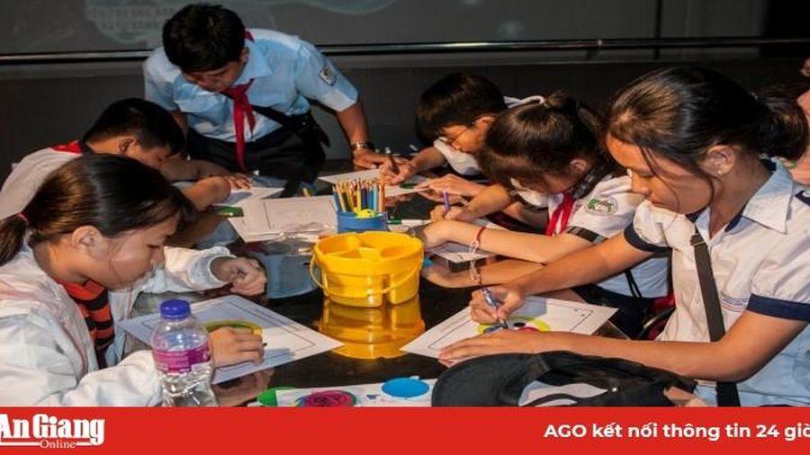 Trang bị kiến thức, kỹ năng quyền tham gia các vấn đề về trẻ em cho mô hình Hội đồng trẻ em tỉnh An Giang