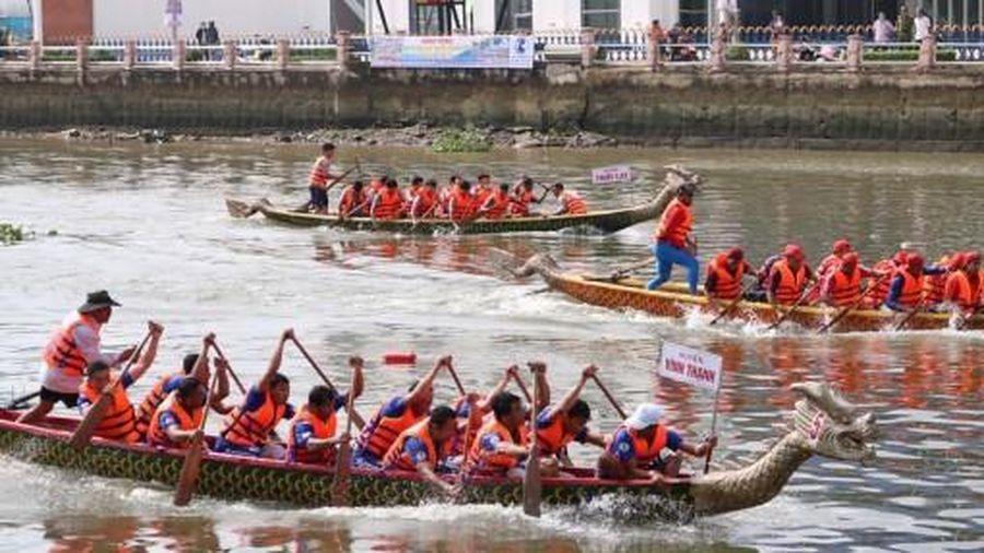 Đoàn VĐV quận Ninh Kiều đoạt nhiều thứ hạng cao