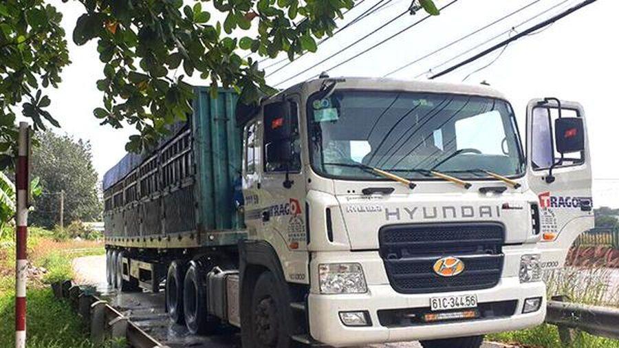 Ngăn chặn xe quá tải tái xuất