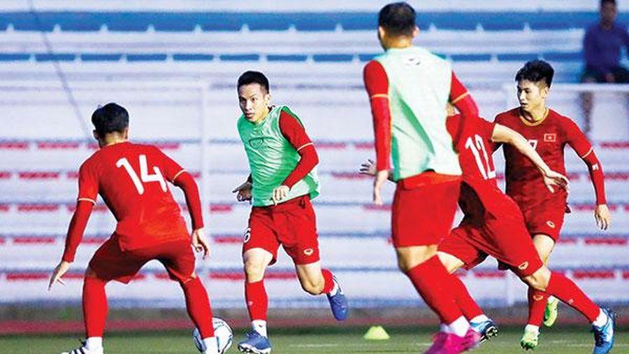 Bắt đầu hành trình chinh phục HCV bóng đá SEA Games