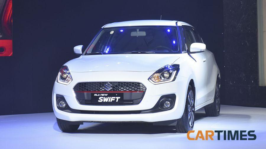 Giá Suzuki Suziki Swift giảm mạnh trước khi tăng từ đầu năm 2020