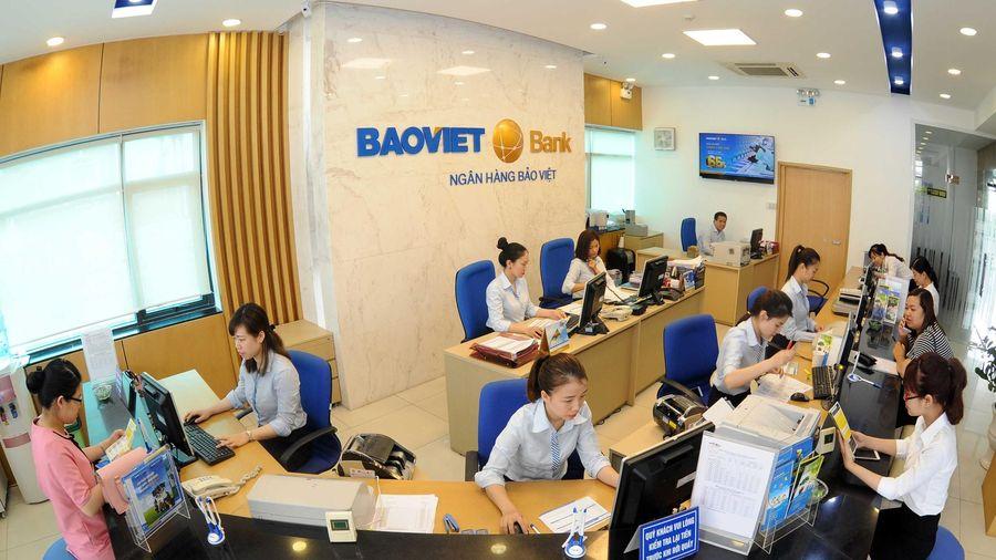 Tín dụng và cho vay của Ngân hàng Bảo Việt đều tăng trưởng âm, nợ xấu ngất ngưởng