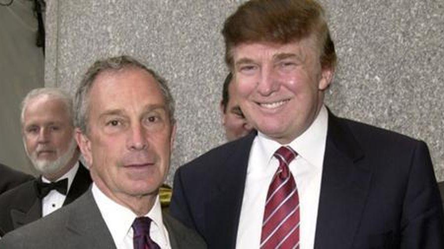 Học theo ông Trump, tỷ phú Bloomberg hứa không lấy lương nếu thắng cử