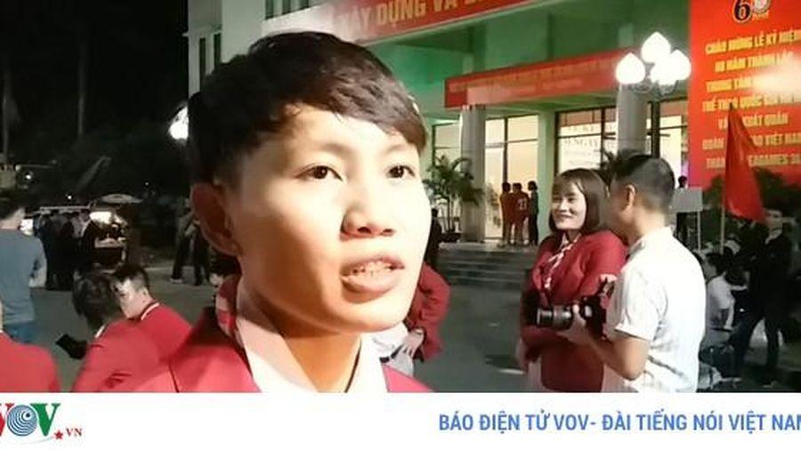 'Cô gái vàng' của Việt Nam khiêm tốn trước thềm SEA Games 30