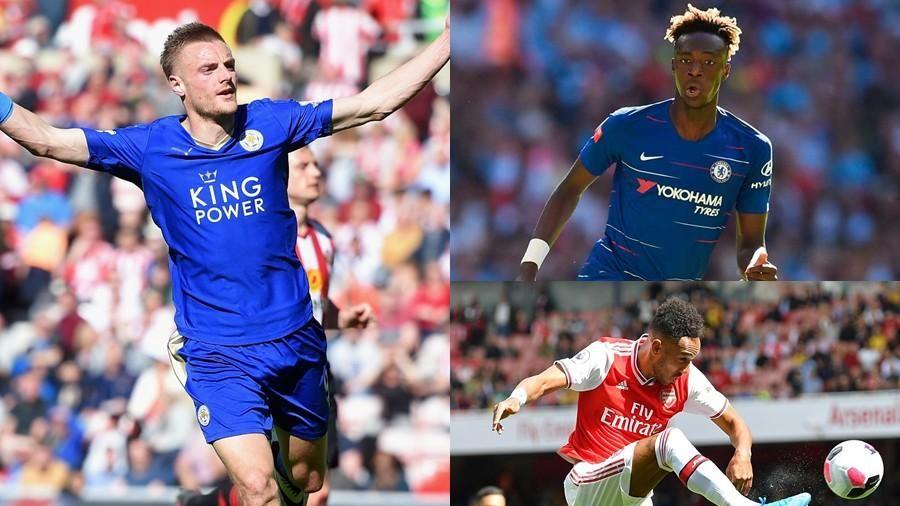 Top 10 chân sút xuất sắc nhất Premier League 2019/2020