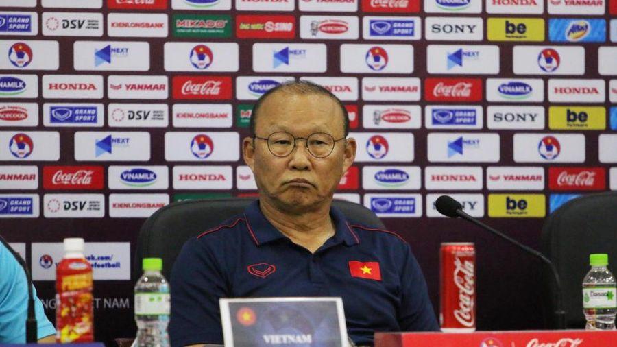 SEA Games 30: Cầu thủ quá tải, U22 Việt Nam đấu Brunei bằng đội hình B