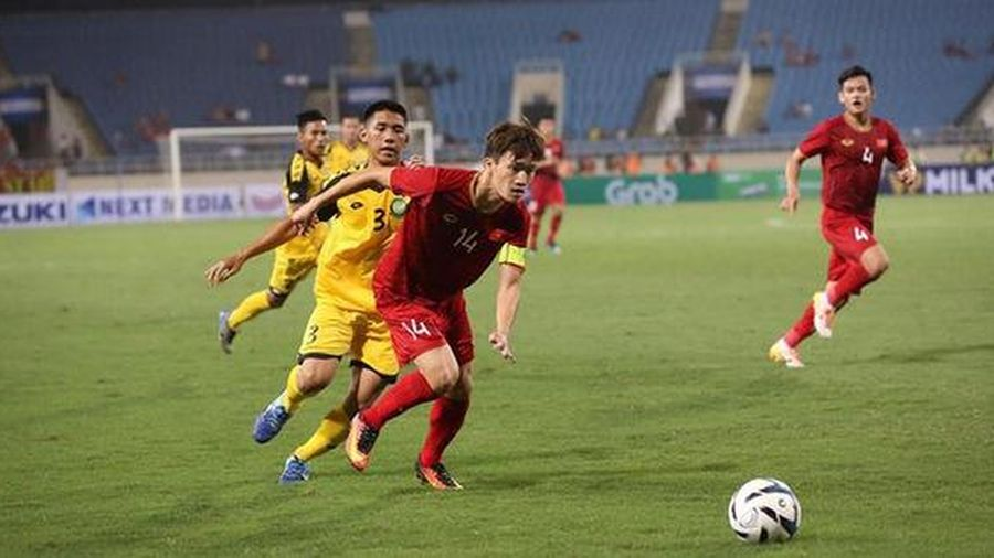 U22 Việt Nam - U22 Brunei: Đầu xuôi đuôi lọt