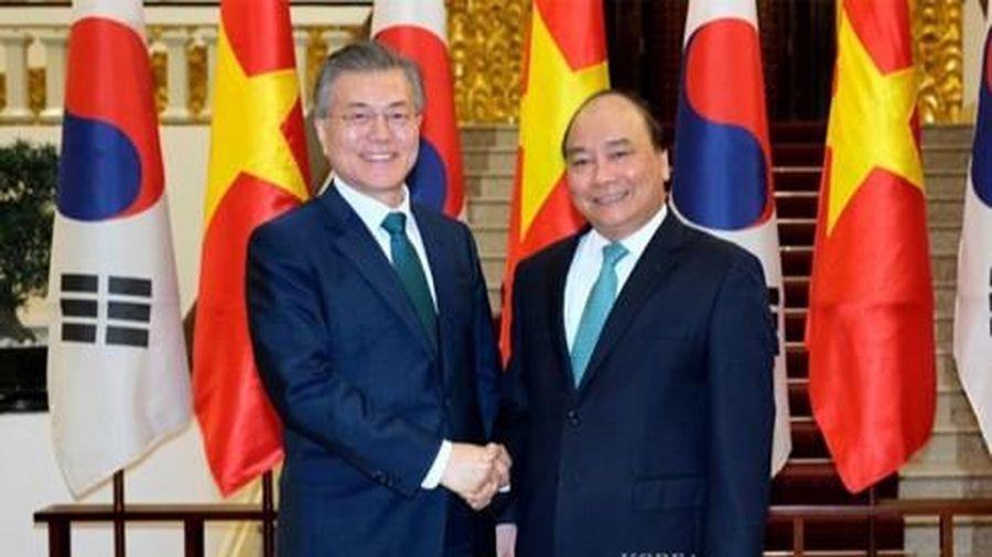 Khi 'rồng' gặp 'hổ' và vai trò thúc đẩy của Việt Nam trong quan hệ ASEAN - Hàn Quốc
