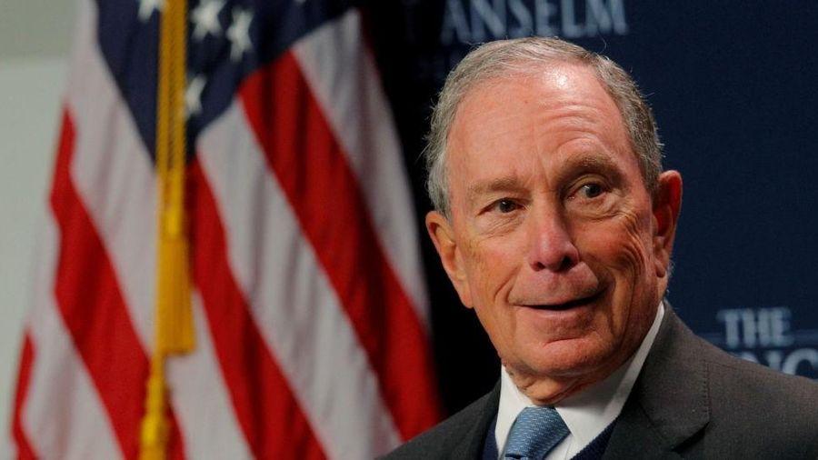 Tỉ phú Bloomberg tuyên bố chạy đua vào ghế Tổng thống Mỹ