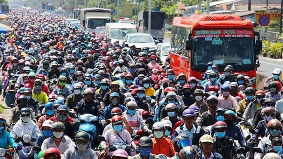 Chiều cao bình quân của nam giới Việt Nam sẽ đạt 168,5 cm vào năm 2030