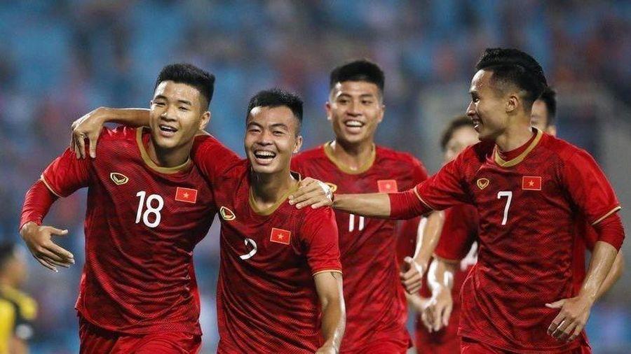 HLV Park cất hàng loạt ngôi sao trong trận mở màn gặp U22 Brunei