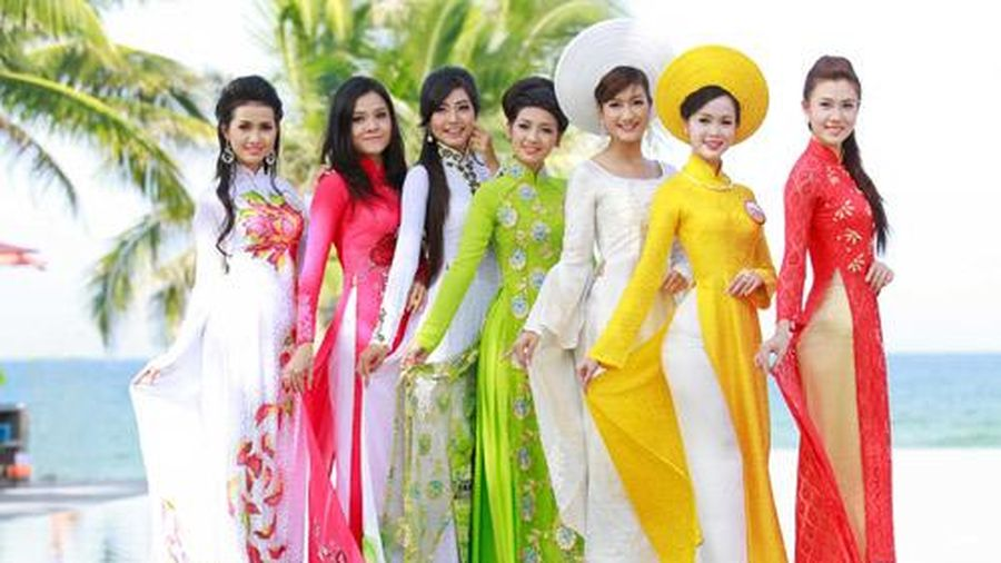 Áo dài là của Việt Nam