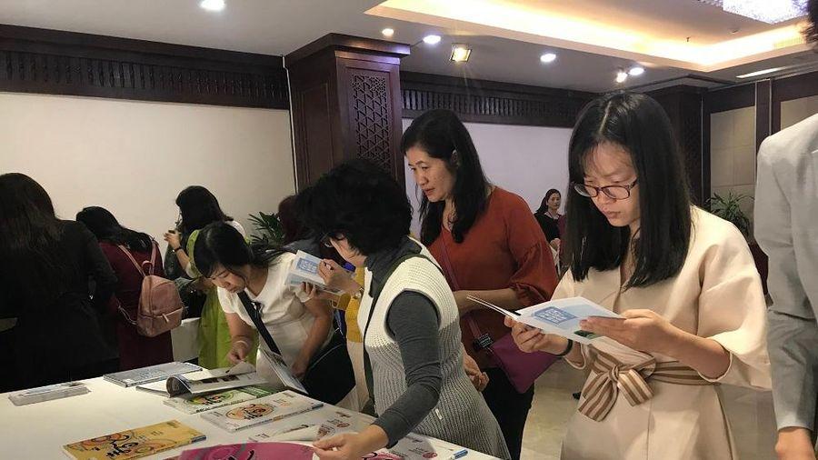 'Marugoto - Ngôn ngữ và Văn hóa Nhật Bản' được giảng dạy tại 40 trường