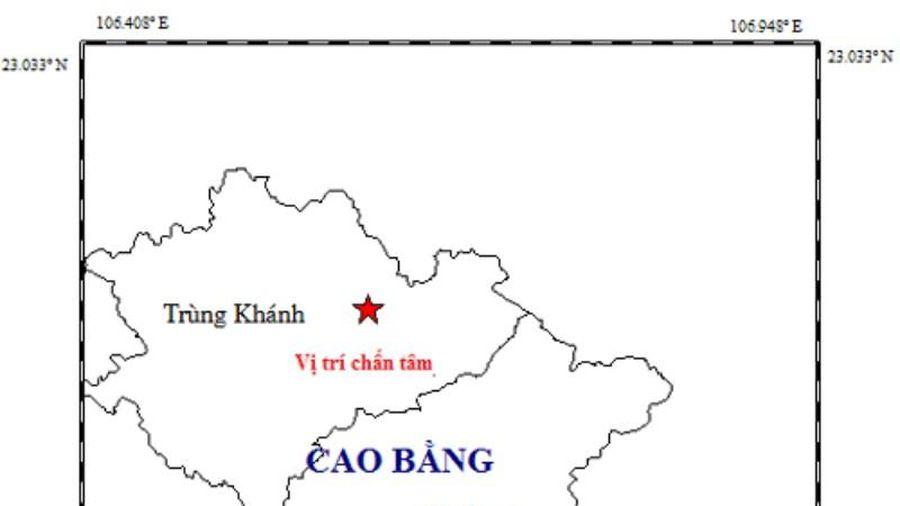 Hà Nội lại rung lắc vì ảnh hưởng động đất từ Cao Bằng