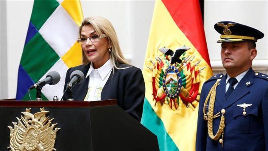 Tổng thống tự xưng Bolivia đạt thỏa thuận với người biểu tình