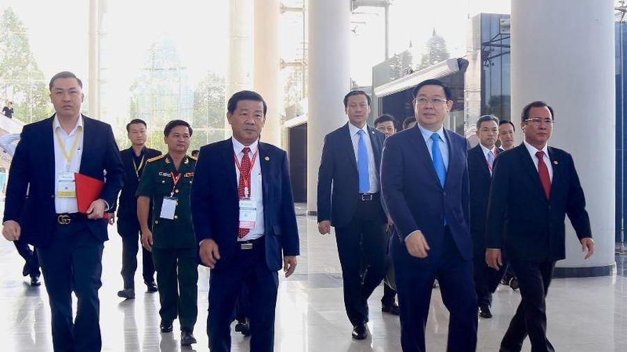 Phó Thủ tướng Vương Đình Huệ khai mạc Horasis 2019 Bình Dương