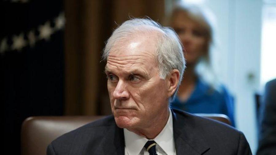 Bộ trưởng Hải quân Mỹ bị sa thải sau tranh cãi với Nhà Trắng
