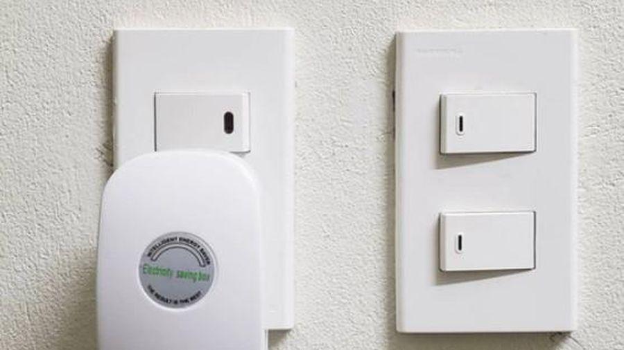 Thiết bị làm chậm công tơ điện bán trên mạng là trò lừa đảo?