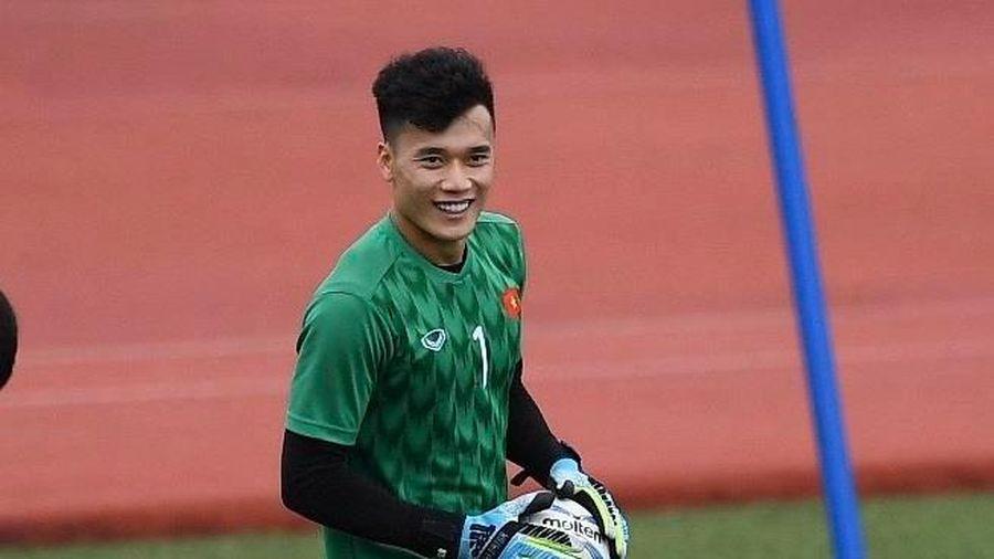 U22 Việt Nam vs Brunei: Bùi Tiến Dũng bắt chính