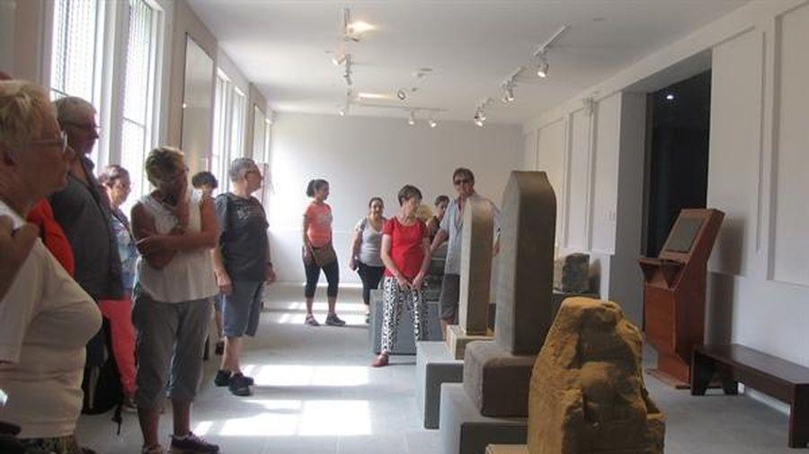 Bảo tàng Điêu khắc Chăm Đà Nẵng với dấu ấn 100 năm