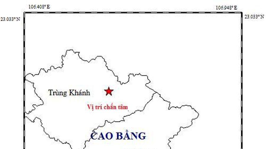Động đất ở Cao Bằng, nhà cao tầng Hà Nội rung lắc