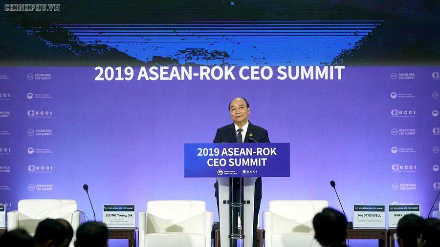 VN chào đón các DN Hàn Quốc cùng hợp tác, cùng thành công với ASEAN