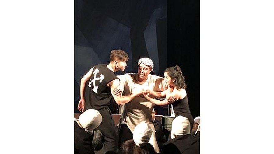 Có một 'Rô-mê-ô và Giu-li-ét' mới trên sân khấu Nhà hát Tuổi trẻ