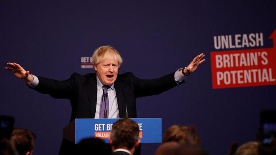 Đảng Bảo thủ của Anh công bố cương lĩnh tranh cử