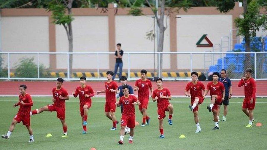 U22 Việt Nam 2-0 U22 Brunei: Đức Chinh lập cú đúp