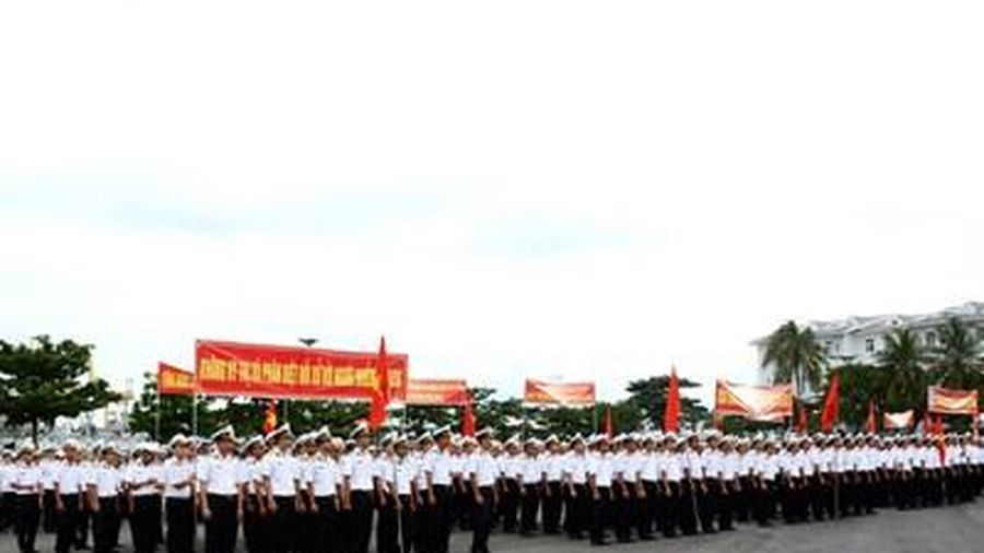 Vùng 3 Hải quân hưởng ứng 'Tháng hành động quốc gia phòng, chống HIV/AIDS'
