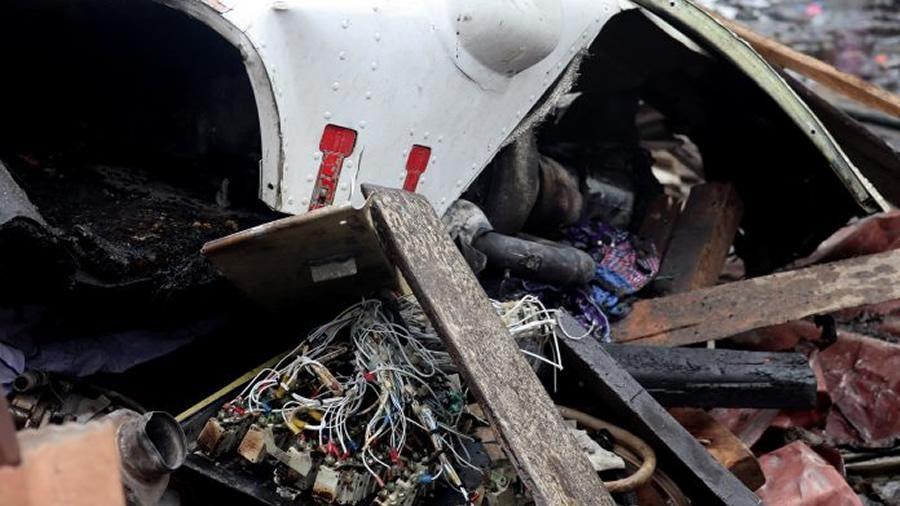 Máy bay rơi CHDC Congo, 24 người thiệt mạng