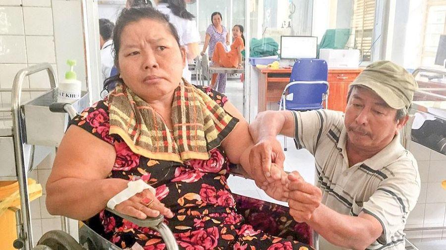 7 năm nuôi vợ nằm viện vì tai biến