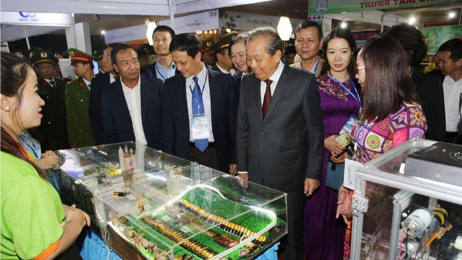 Phó Thủ tướng Thường trực Trương Hòa Bình: KH-CN là động lực then chốt phát triển KT-XH
