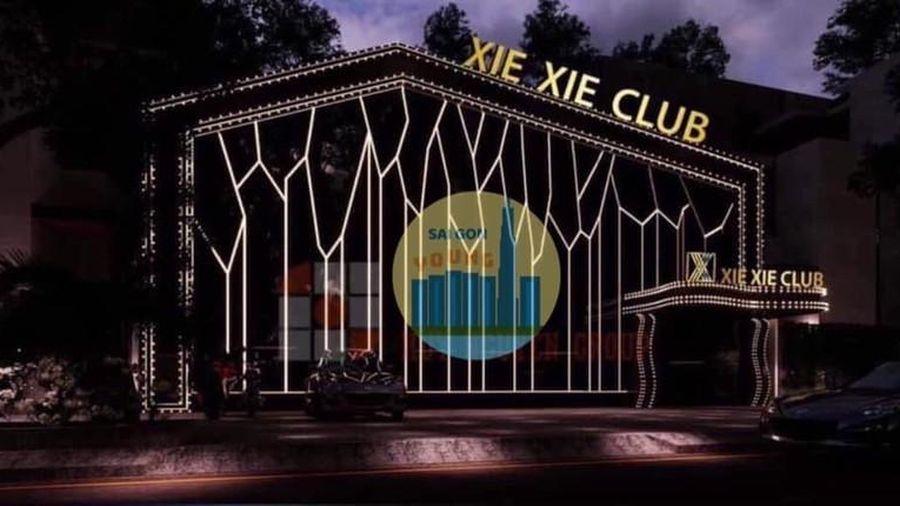 Xie Xie Club xây trái phép trên đất quân sự TPHCM: Việc cho thuê kinh doanh có sai?