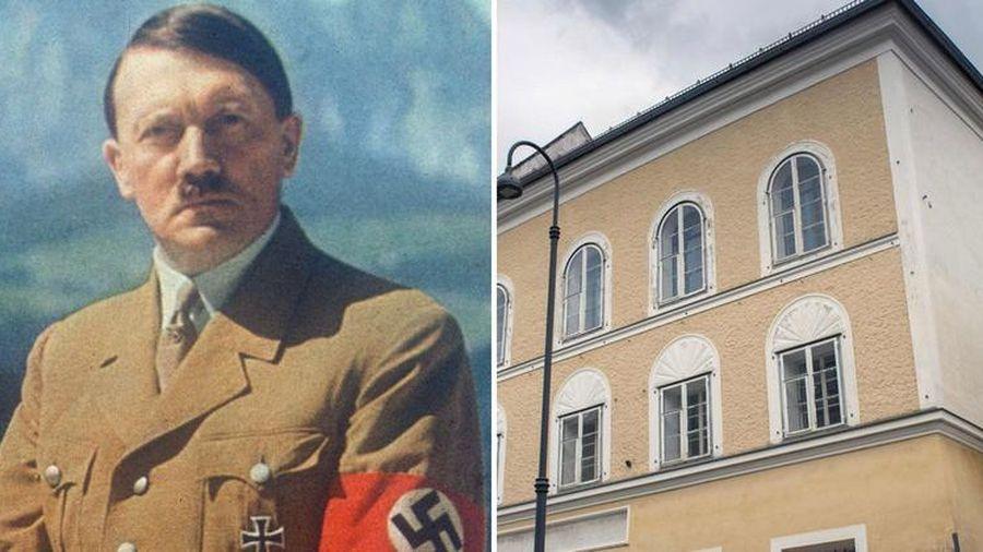 Vén màn bí ẩn số phận ngôi nhà thuở bé của Hitler