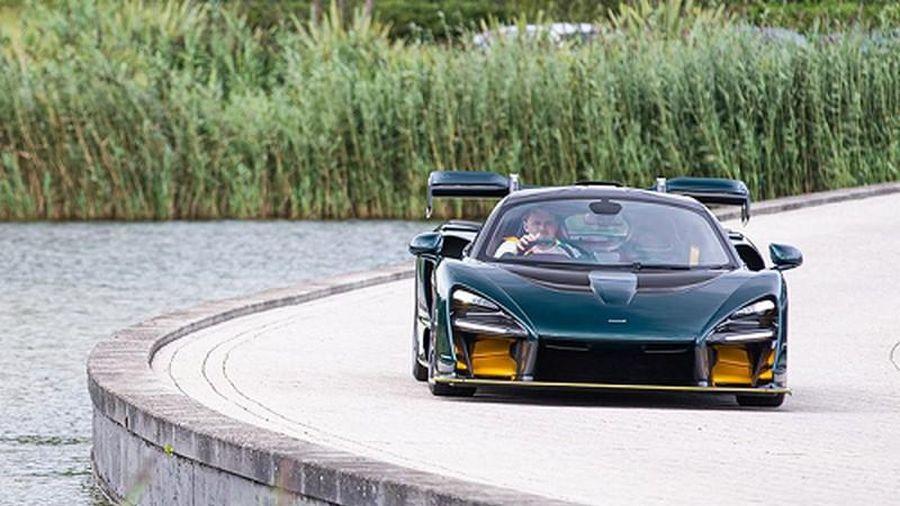Siêu xe Mclaren Senna lắp ráp thủ công mất hơn 1.000 giờ