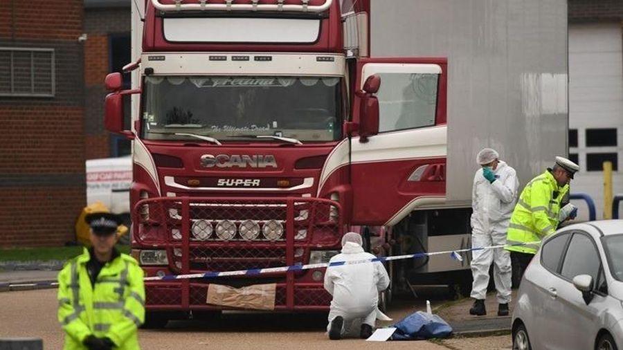 Thứ trưởng Bộ Ngoại giao cho biết lý do vẫn chưa thể đưa 39 nạn nhân trong container về nước