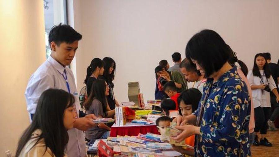 Học sinh Hà Nội tích cực lan tỏa yêu thích đọc sách