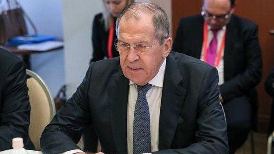 Nga: Hiệp ước hòa bình với Nhật bị cản trở vì Mỹ