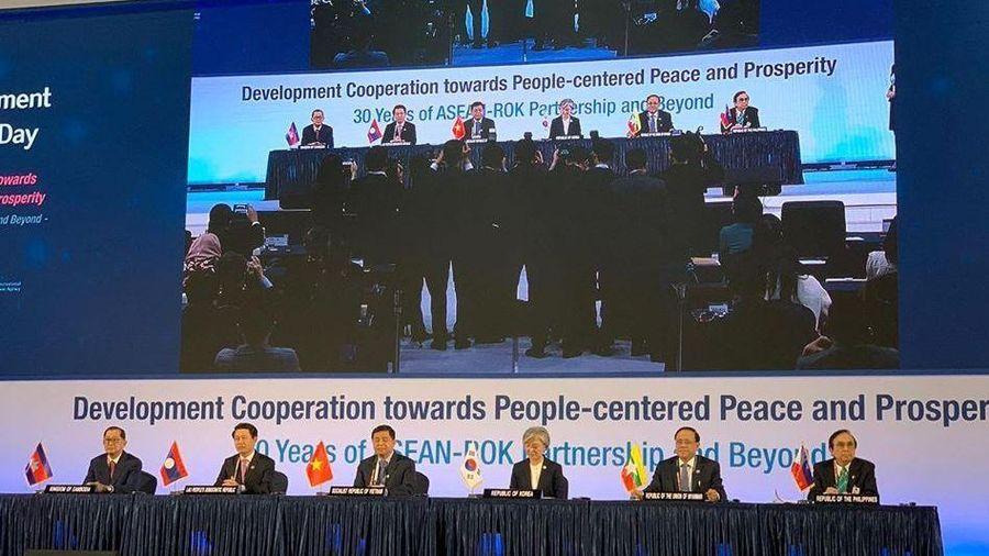 Bộ trưởng Nguyễn Chí Dũng: Việt Nam đánh giá cao nỗ lực thúc đẩy hợp tác với các nước ASEAN của Hàn Quốc