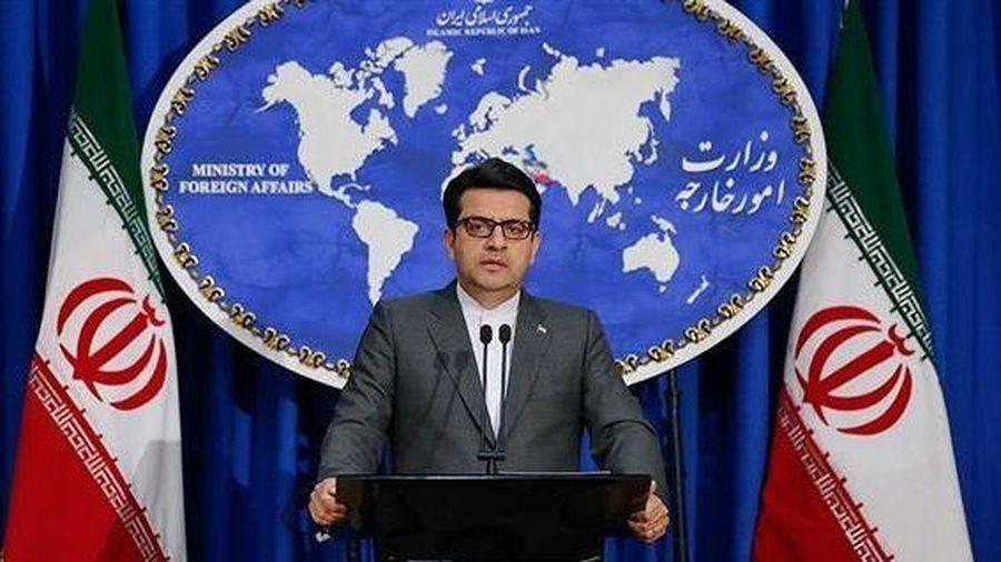 Nhóm P4+1 chuẩn bị họp cấp thứ trưởng ngoại giao về JCPOA
